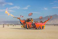 Leafy Sea Dragon Mutant Vehicle
