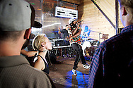 Thurz performs at Red Bull Sound Select Presents: Denver at The Meadowlark in Denver, CO, USA, on 30 August, 2014.