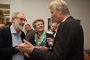 TOM WOODS; CORINNE NOORDENBOS; BART SORGEDRAGER, Opening of the Martin Parr Foundation party,  Martin Parr Foundation, 316 Paintworks, Bristol, BS4 3 EH  20 October 2017