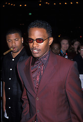 Aug 26, 1998; Los Angeles, CA, USA; Actor JAMIE FOXX @ the 'Why Do Fools Fall in Love' movie premiere..  (Credit Image: Jane Caine/ZUMAPRESS.com)