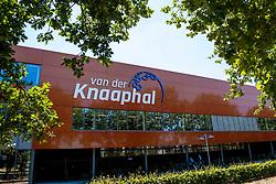 14-07-2018 NED: CEV U20 Volleyball European Championship Men, Ede<br /> Germany vs. Portugal 3-0 / Topsporthal van der Knaaphal