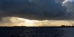 Pano Spiegelplas Nederhorst de Berg, Wijdemeren, Netherlands
