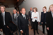 VALENTINO; JANE CHURCHILL Valentino: Master of Couture - private view. Somerset House, London. 28 November 2012