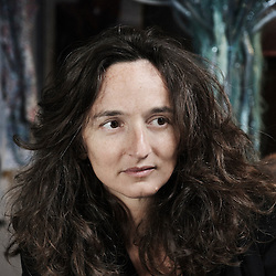 The Tree's French director Julie Bertuccelli at the 63rd Cannes Film Festival. France. 21 May 2010. Photo: Antoine Doyen
