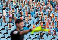 A general view of Elland Road, home of Leeds United<br /> <br /> Photographer Alex Dodd/CameraSport<br /> <br /> The EFL Sky Bet Championship - Leeds United v Fulham - Wednesday 24th June 2020 - Elland Road - Leeds<br /> <br /> World Copyright © 2020 CameraSport. All rights reserved. 43 Linden Ave. Countesthorpe. Leicester. England. LE8 5PG - Tel: +44 (0) 116 277 4147 - admin@camerasport.com - www.camerasport.com<br /> <br /> Photographer Alex Dodd/CameraSport<br /> <br /> The Premier League - Newcastle United v Aston Villa - Wednesday 24th June 2020 - St James' Park - Newcastle <br /> <br /> World Copyright © 2020 CameraSport. All rights reserved. 43 Linden Ave. Countesthorpe. Leicester. England. LE8 5PG - Tel: +44 (0) 116 277 4147 - admin@camerasport.com - www.camerasport.com