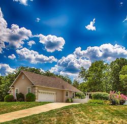 4736 Francis St. Wentzville, Missouri (Corner View)