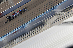 February 9, 2018 - Avondale, Arizona, United States of America - February 09, 2018 - Avondale, Arizona, USA: Matheus Leist (4) heads into turn 1 during the Prix View at ISM Raceway in Avondale, Arizona. (Credit Image: © Justin R. Noe Asp Inc/ASP via ZUMA Wire)