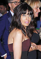 Claudia Winkleman, Arqiva British Academy Television Awards - After Party, Grosvenor House, London UK, 18 May 2014, Photo by Brett D. Cove