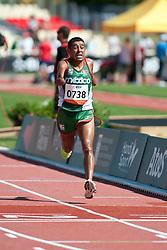 , MEX, 5000m, T46, 2013 IPC Athletics World Championships, Lyon, France