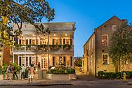 HUSK restaurant in Charleston.