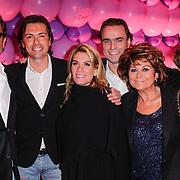 NLD/Amsterdam/20120330 - Emma Raising Fund Night, Chis Lukken en partner en oa Christine kroonenberg