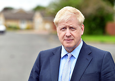 Boris Johnson Portraits 31052019