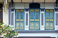 Singapour, le quartier de Emerald Hill Road  // Singapore, Emerald Hill Road district