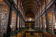 Long Room at Trinity College Library