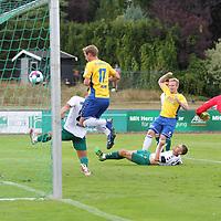 20200822 SHFV LOTTO Pokal / SV Todesfelde - VfB Lübeck