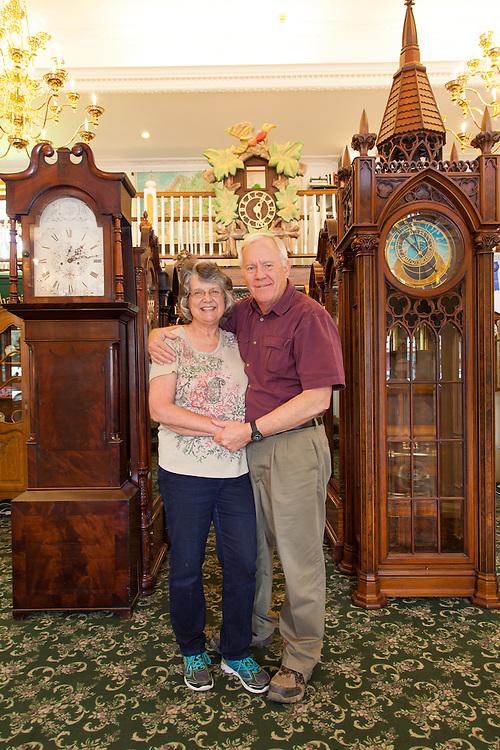 Beacham Clock Company in Sisters Oregon