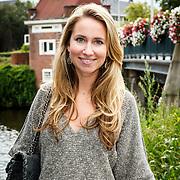 NLD/Amsterdam/20150903 - Talkies Terras Lunch 2015, Annick van Wonderen