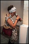 PAULA MORRISEY, KALEIDOSCOPE edition by  Yinka Shonibare-MBE  studio launch, Multiple Store,  Dalston,  2 October 2014.