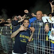 Fenerbahce's Cristian Oliveira BARONI during their Turkish soccer super league match Sivasspor between Fenerbahce at 4 Eylul Stadium in Sivas Turkey on  Sunday, 22 May 2011. Photo by TURKPIX