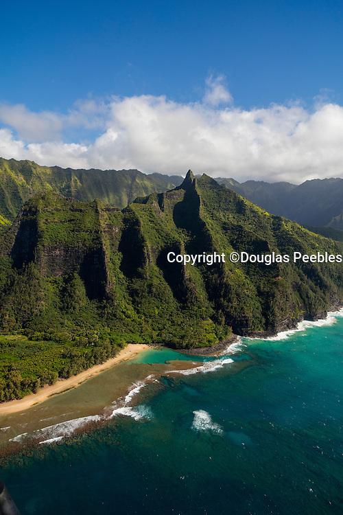 Kee Beach, Haena, Napali Coast, Kauai, Hawaii