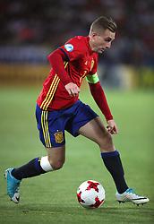 Spain's Gerard Deulofeu