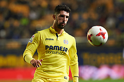January 10, 2018 - Vila-Real, Castellon, Spain - Alvaro Gonzalez of Villarreal CF during the Spanish Copa del Rey, Round of 16, match between Villarreal CF and Club Deportivo Leganes at Estadio de la Ceramica on jenuary 10, 2018 in Vila-real, Spain. (Credit Image: © Maria Jose Segovia/NurPhoto via ZUMA Press)