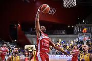 Wells Dezmine<br /> FIAT Torino - Victoria Libertas Pesaro<br /> Lega Basket Serie A 2018-2019<br /> Torino 12/05/2019<br /> Foto M.Matta/Ciamillo & Castoria