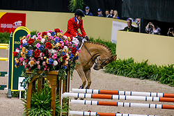 Farrington Kent, USA, Up Chiqui<br /> World Cup Final Jumping - Las Vegas 2009<br /> © Hippo Foto - Dirk Caremans<br /> 18/04/2009