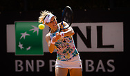 Laura Siegemund of Germany in action during the first round of the 2021 Internazionali BNL d'Italia, WTA 1000 tennis tournament on May 11, 2021 at Foro Italico in Rome, Italy - Photo Rob Prange / Spain ProSportsImages / DPPI / ProSportsImages / DPPI