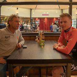 29-11-2018: Wielrennen: Team Roompot Charles: Kamperland<br />Justin Timmermans