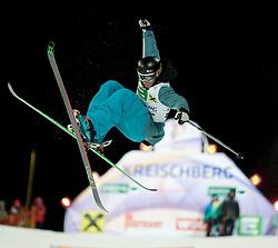21.01.2011, St. Georgen/Murau, Kreischberg, AUT, FIS Freestyle Ski Worldcup, im Bild Nicolas Bijasson (FRA), EXPA Pictures © 2011, PhotoCredit: EXPA/ Erwin Scheriau