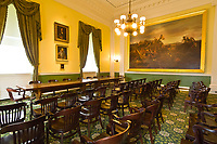 Old Senate Chamber, Virginia State Capitol, Richmond, Virginia USA