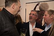 RICHARD LEAROWD,, FERGUS GREER; MICHAEL HOPPEN Fergus Greer,Leigh Bowery, Looks,  Michael Hoppen,  . 7 March 2019
