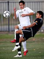 Mt. San Antonio defeated Taft in the California Community College Athletic Association soccer state championship game on Sunday, Dec. 6, 2009 in Sacramento, California.