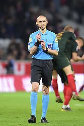 March 15, 2019 - Lille, France, FRANCE - Hakim Bel El Hadj - arbitre (Credit Image: © Panoramic via ZUMA Press)