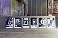 Installation - Shannon Ebner with photographs by Timothy Schenck   High Line Art