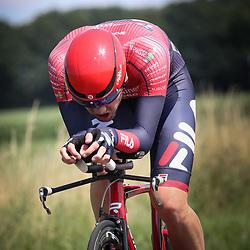 EMMEN (NED wielrennen <br /> Tijdrit Topcompetitie Emmen   <br /> RIck Mensink