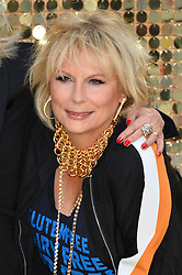 © Licensed to London News Pictures. 29/06/2016.  JENNIFER SAUNDERS attends the ABSOLUTELY FABULOUS world film premiere. London, UK. Photo credit: Ray Tang/LNP