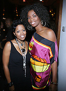 l to r: Malinda Willams-Jones and Vanessa L. Williams at The 3rd Annual Black Girls Rock Awards held at the Rose Building at Lincoln Center in New York City on November 2, 2008..BLACK GIRLS ROCK! Inc. is a 501 (c)(3) nonprofit, youth empowerment mentoring organization established for young women of color.  Proceeds from ticket sales will benefit BLACK GIRLS ROCK! Inc.?s mission to empower young women of color via the arts.  All contributions are tax deductible to the extent allowed by