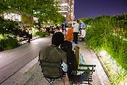 Stargazing Date Night on the High Line