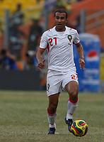 Photo: Steve Bond/Richard Lane Photography.<br />Guinea v Morocco. Africa Cup of Nations. 24/01/2008. Badr El Kaddouri of morocco and dynamo Kiev