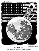 Destination Moon ; John Archer
