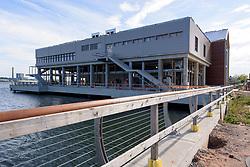 Boathouse at Canal Dock Phase II | State Project #92-570/92-674 Construction Progress Photo Documentation No. 15 on 22 September 2017. Image No. 30