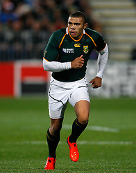 South Africa's Bryan Habana...Rugby Union World Cup 2011 Pool D..South Africa v Namibia..22nd September, 2011.(Credit Image: © Sport Image/Sportimage/Cal Sport Media/ZUMAPRESS.com)