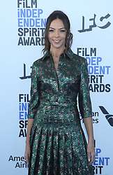 February 8, 2020, Los Angeles, California, United States: 2020 Film Independent Spirit Awards held at Santa Monica Pier..Featuring: Terri Seymour.Where: Los Angeles, California, United States.When: 08 Feb 2020.Credit: Faye's VisionCover Images (Credit Image: © Cover Images via ZUMA Press)