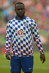 August 2, 2018 - Dublin, Ireland - Victor Moses of Chelsea during the International Champions Cup match between Arsenal FC and Chelsea FC at Aviva Stadium in Dublin, Ireland on August 1, 2018  (Credit Image: © Andrew Surma/NurPhoto via ZUMA Press)