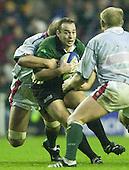 20011202 London Irish vs Leicester Tigers, Reading. UK