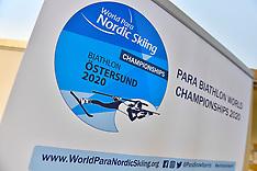 2020 World Para Biathlon World Championships, Ostersund, Sweden