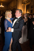 PRINCESS OLGA ROMANOV OF RUSSIA; PETER COLEMAN  The 20th Russian Summer Ball, Lancaster House, Proceeds from the event will benefit The Romanov Fund for RussiaLondon. 20 June 2015
