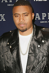 May 26, 2018 - Las Vegas, Nevada, United States of America - Rapper NAS attends the Grand Opening of APEX Social Club as part of Palms Casino Resort $620million  renovation on May 25, 2018  in Las Vegas, Nevada. (Credit Image: © Marcel Thomas via ZUMA Wire)